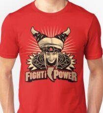 Fight the Power! Unisex T-Shirt