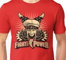 Fight the Power! Unisex T-Shirt