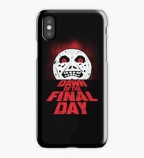 Dawn of the Final Day iPhone Case