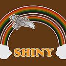 Firefly - Serenity | Double rainbow by Tee NERD
