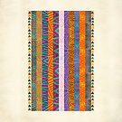 Tribal Stripes by Pom Graphic Design