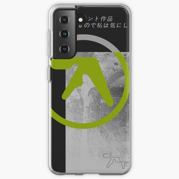 APHEX TWIN SELECTED AMBIENT WORKS Samsung Galaxy Soft Case