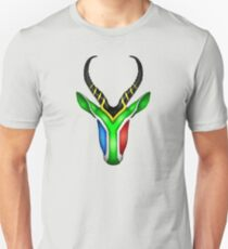 South African Springbok Unisex T-Shirt