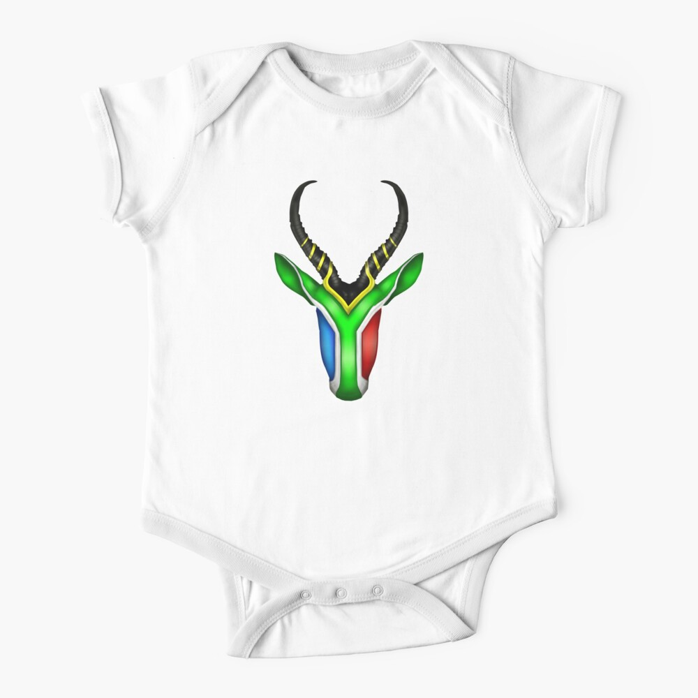 South African Springbok Baby One-Piece