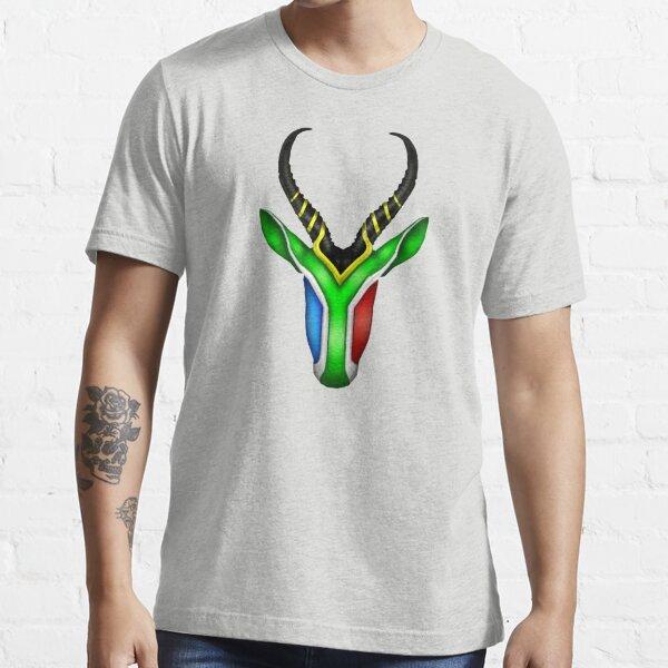 South African Springbok Essential T-Shirt