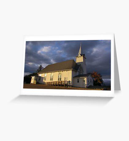 St. Columba Greeting Card