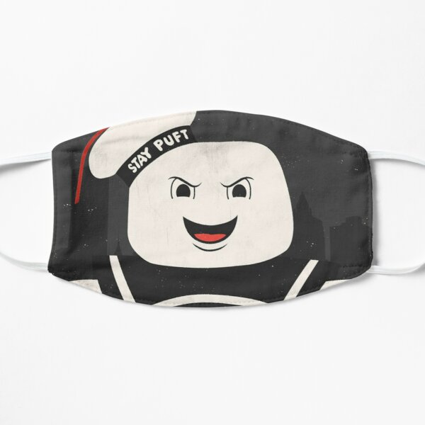 Stay Puft Ghostbusters Flat Mask