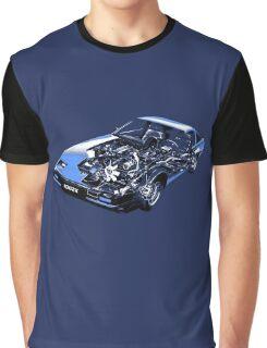 Datsun Nissan 300ZX Z31 Turbo Graphic T-Shirt