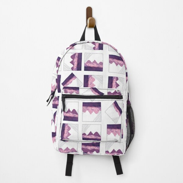 Purple Mountain Textile Backpack