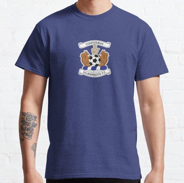 Kilmarnock football club logo - Stripes Classic T-Shirt
