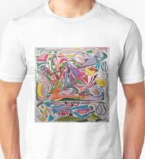 Cesar Manrique Moments Unisex T-Shirt