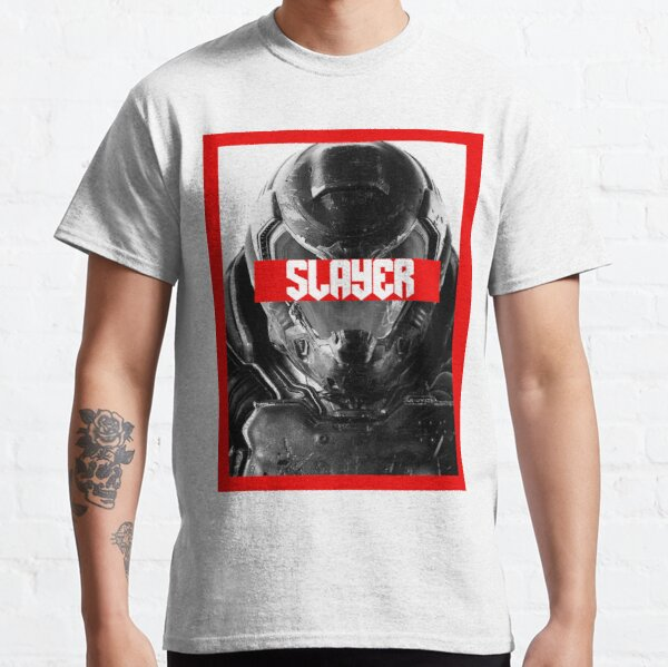 "The ""Slayer"" Classic T-Shirt"