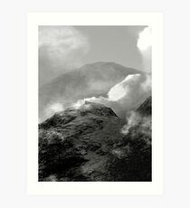 To Wetherlam Art Print