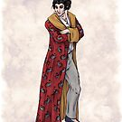 Lord William Rathmell - Regency Fashion Illustration by Shakoriel