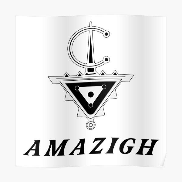Tazerzit - Amazigh - Berbère Tazerzit Poster