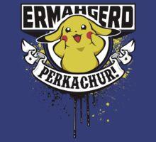 Ermahgerd Perkachur | Unisex T-Shirt