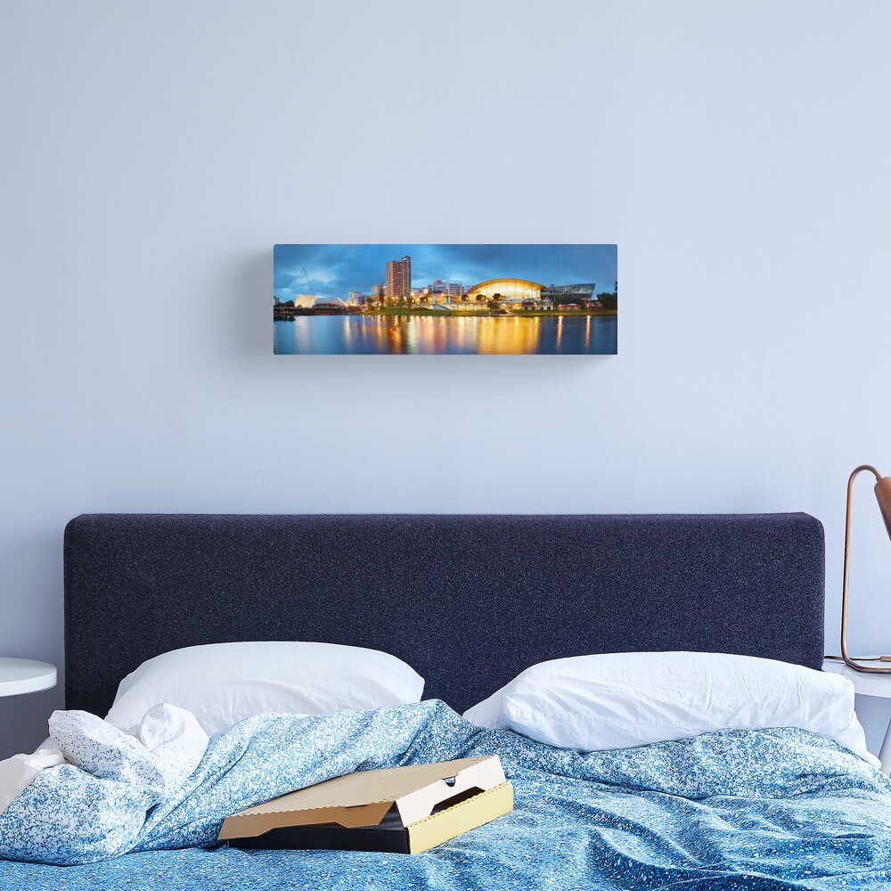 Adelaide, South Australia Canvas Print