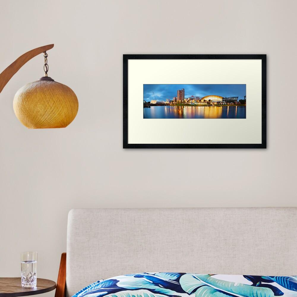 Adelaide, South Australia Framed Art Print