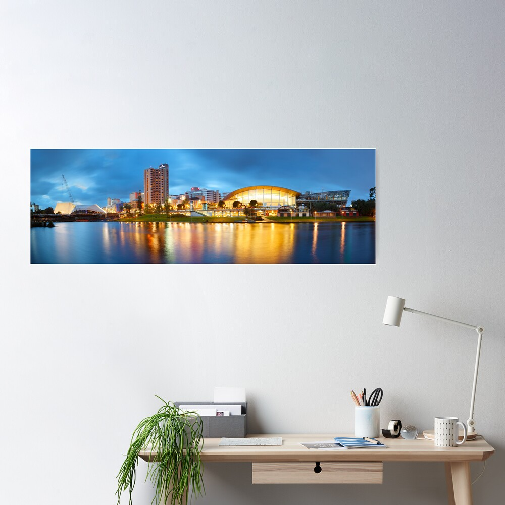 Adelaide, South Australia Poster