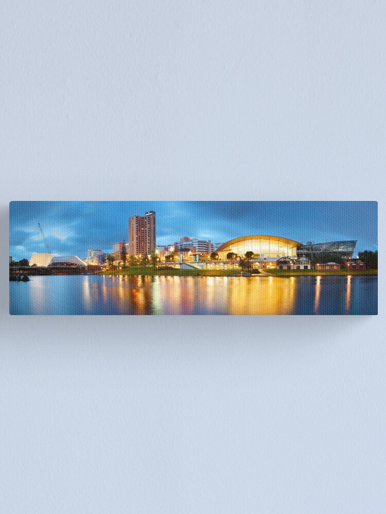 Alternate view of Adelaide, South Australia Canvas Print