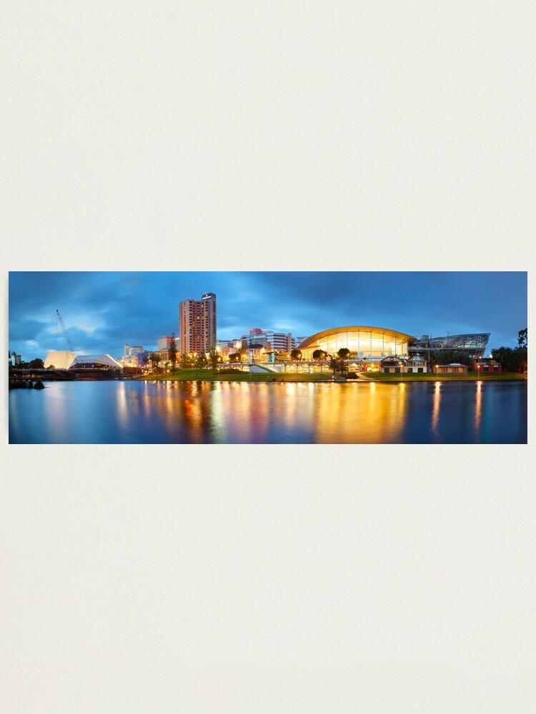 Alternate view of Adelaide, South Australia Photographic Print