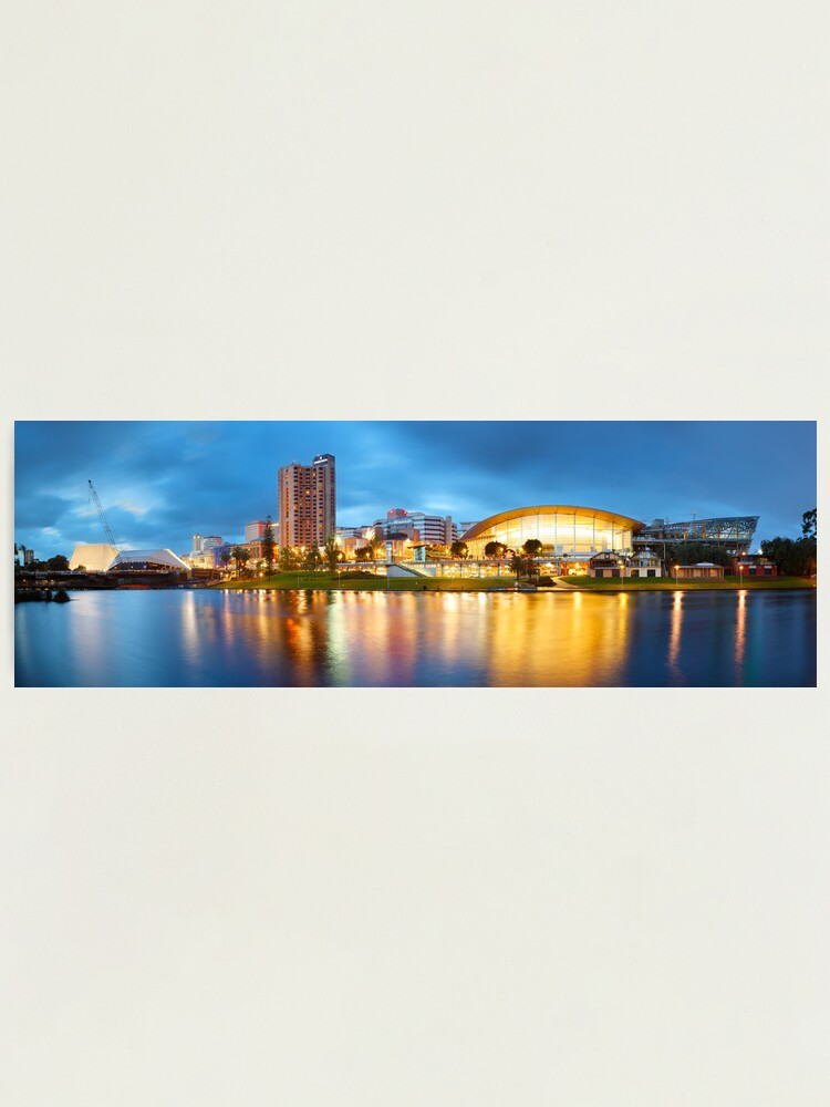 Alternate view of Adelaide, South Australia Photographic Print