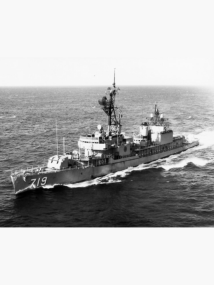 USS EPPERSON (DD-719) SHIP'S STORE by militarygifts