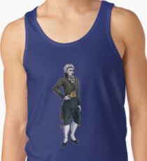 The Earl of Mooresholm - Regency Fashion Illustration Men's Tank Top