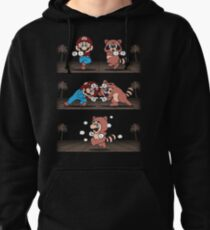 Tanooki Fusion Pullover Hoodie