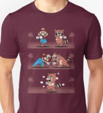 Tanooki Fusion Unisex T-Shirt