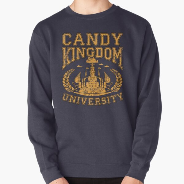 Universidad Candy Kingdom Sudadera sin capucha
