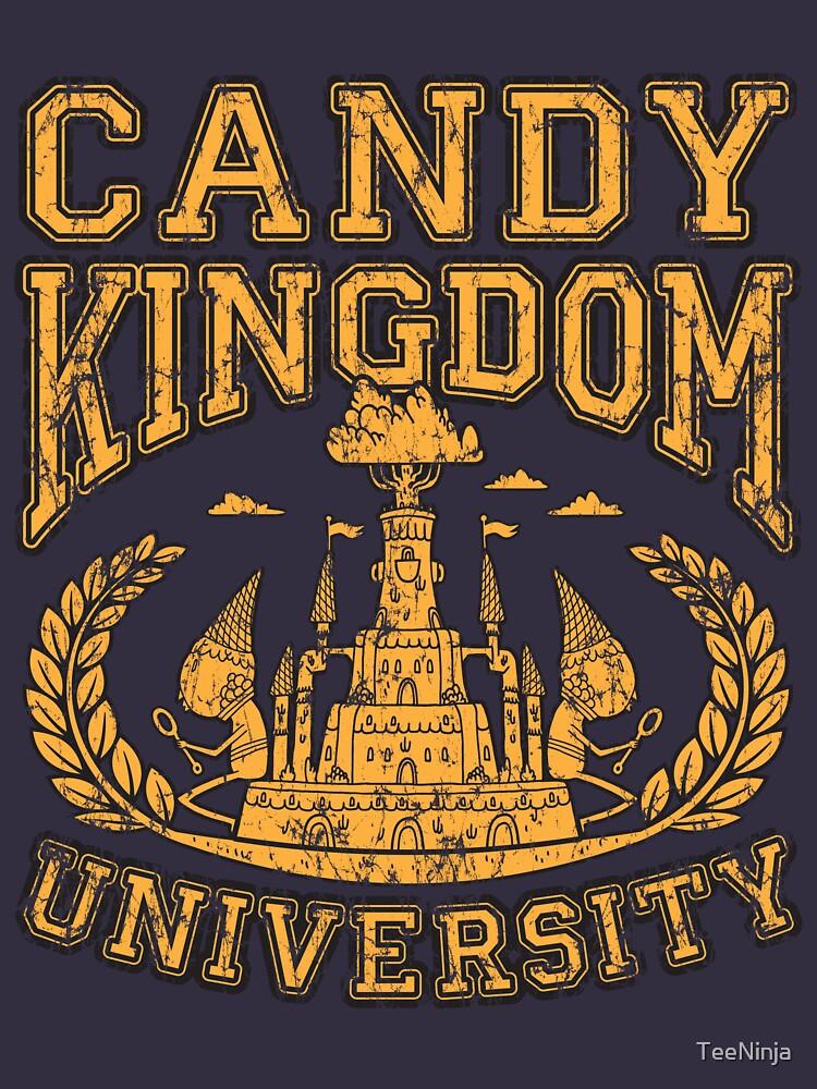 Universidad Candy Kingdom de TeeNinja