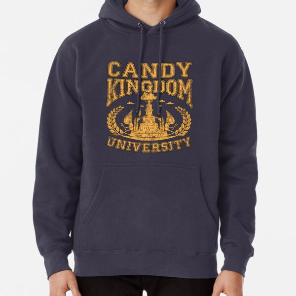 Candy Kingdom University Pullover Hoodie