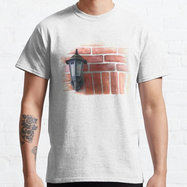 Watercolor Lantern Classic T-Shirt
