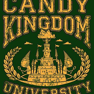 Candy Kingdom University von TeeNinja