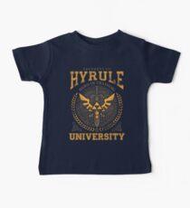 Hyrule University Baby T-Shirt