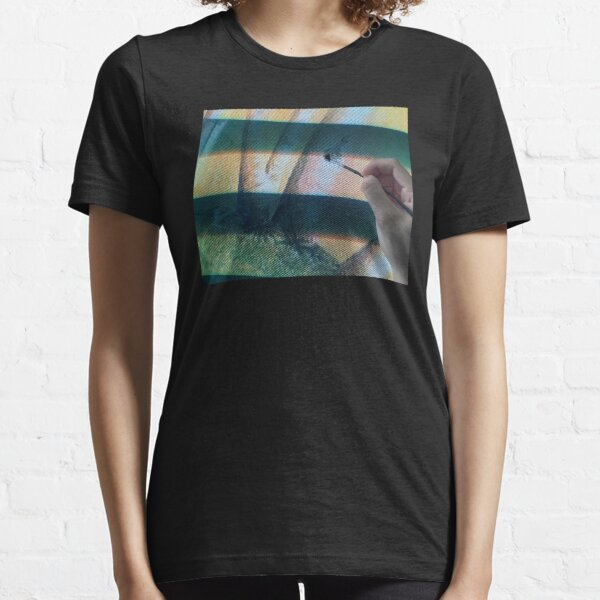 Digital Art Essential T-Shirt