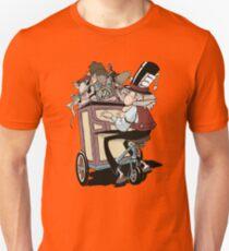 Jazzratz pt.1 T-Shirt