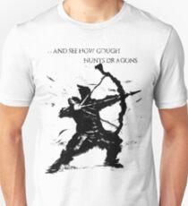 Hawkeye Gough Unisex T-Shirt