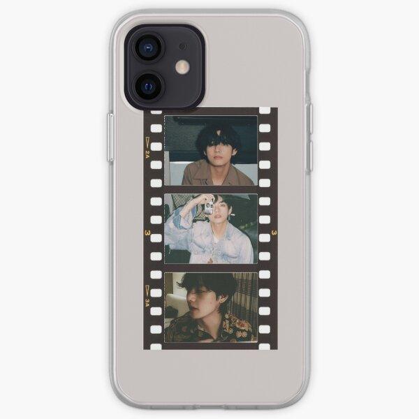 Film BTS Taehyung Coque souple iPhone