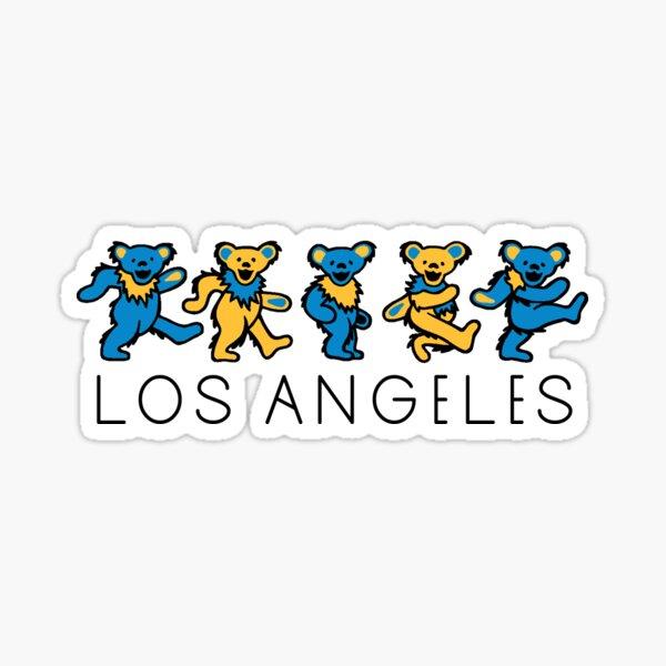 Los Angeles Bears Sticker