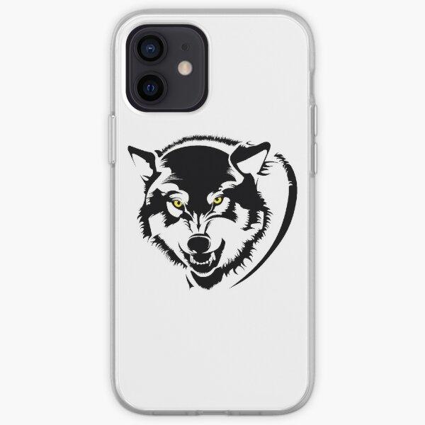 'Wolfsgesicht' iPhone 12 - Flexibel von pASob-dESIGN