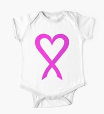 Cancer Pink Ribbon 01 Kids Clothes