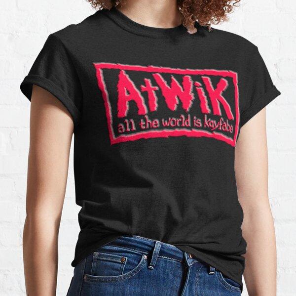 Red&Black AtWiK attack \m/ \m/ Classic T-Shirt