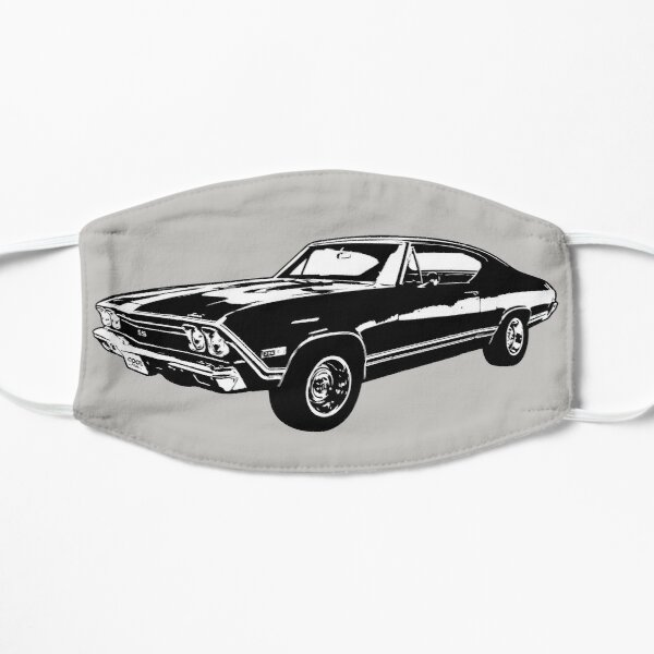 68-69 Muscle Car Mask