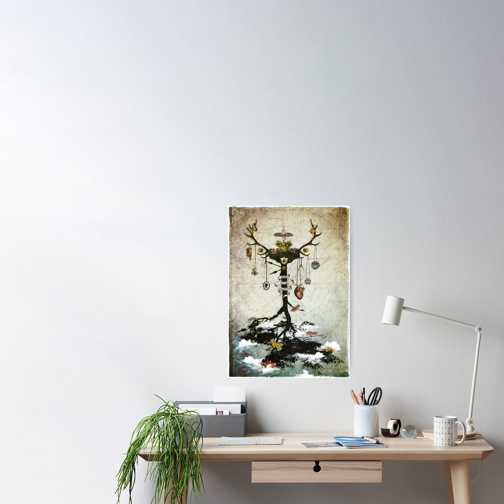 Supernatural - Strange Fruit Poster