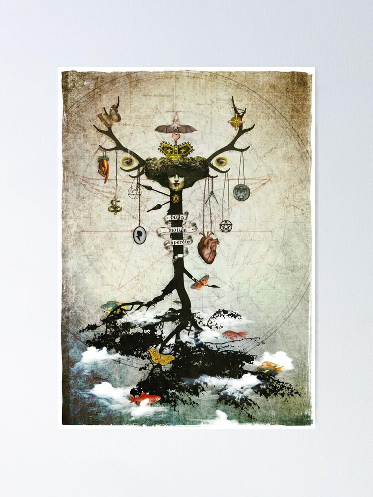 Alternate view of Supernatural - Strange Fruit Poster