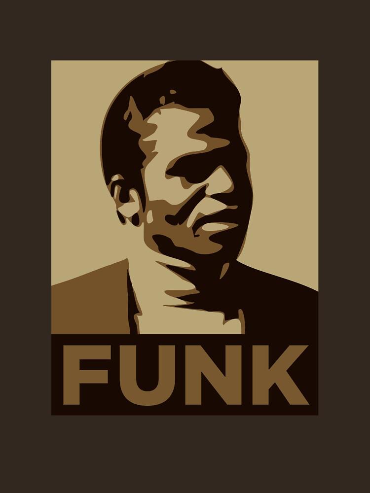 James Brown: FUNK | Unisex T-Shirt