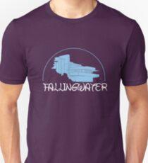 Fallingwater/ Disney //colours// T-Shirt