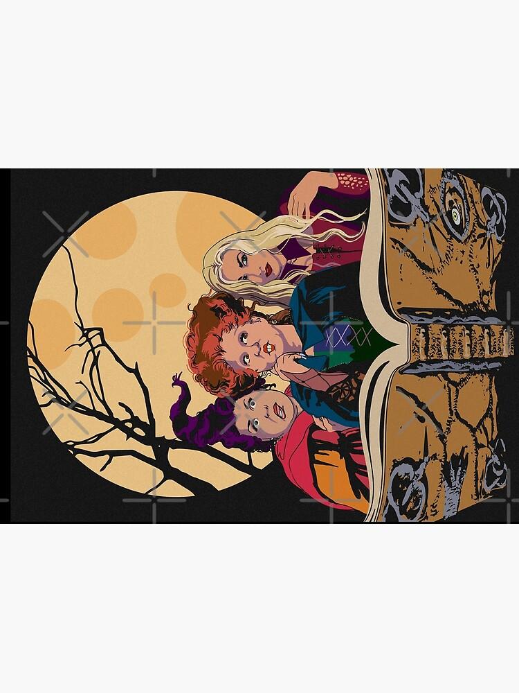 Hocus Pocus Sanderson Sisters by DesignCats